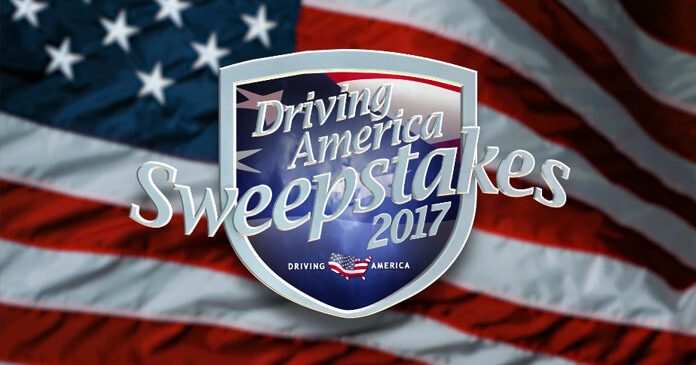 2017 Kwik Fill Driving America Sweepstakes