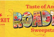 Cost Plus World Market Taste of America Roadtrip Sweepstakes