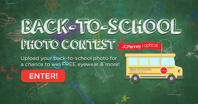 JCPenney Optical Back-To-School Photo Contest