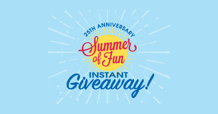 Really Good Stuff Summer Giveaway
