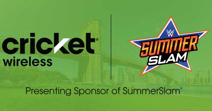 Cricket Wireless WWE SummerSlam 17 Sweepstakes