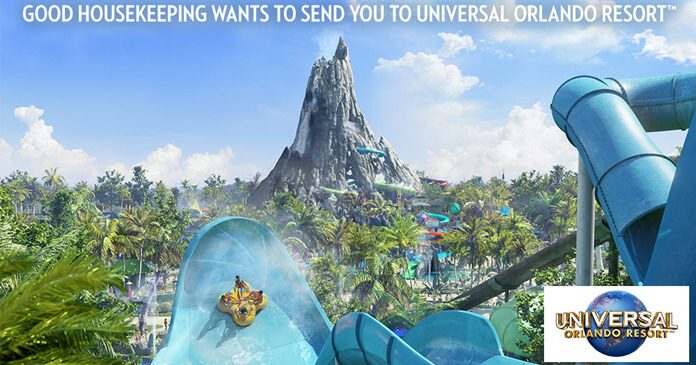 Good Housekeeping's Universal Orlando Resort Summer Sweepstakes