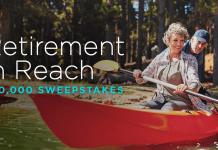 AARP Retirement in Reach $50,000 Sweepstakes