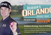 GolfAdvisor Bubba's Orlando Road Trip Sweepstakes