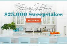 BHG Dream Kitchen $25,000 Sweepstakes (BHG.com/Kitchen25K)