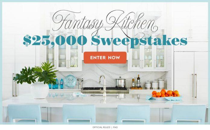 Bhg Dream Kitchen 25 000 Sweepstakes