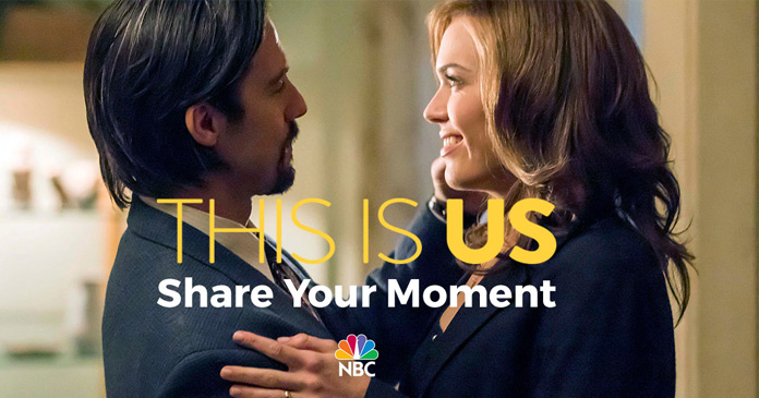 NBC's This Is Us Share Your Moment Sweepstakes