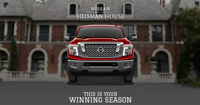 Nissan house sweepstakes