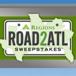 Regions Bank Road2ATL Sweepstakes 2017
