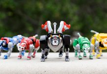 DreamWorks Voltron Legendary Defender Sweepstakes