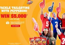 HORMEL Pepperoni Tailgating Sweepstakes