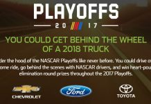 2017 Monster Energy NASCAR Cup Playoffs Promotion