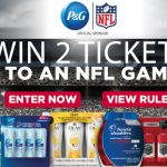 P&G Football Sweepstakes