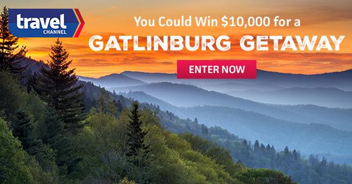 Travel Channel Gatlinburg Getaway Sweepstakes