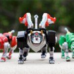 DreamWorks Voltron Legendary Defender Die-Cast Metal Defender lions