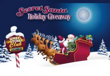 Wheel Of Fortune Secret Santa Sweepstakes 2018