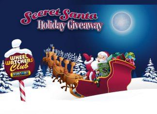 Wheel Of Fortune Secret Santa Sweepstakes 2018