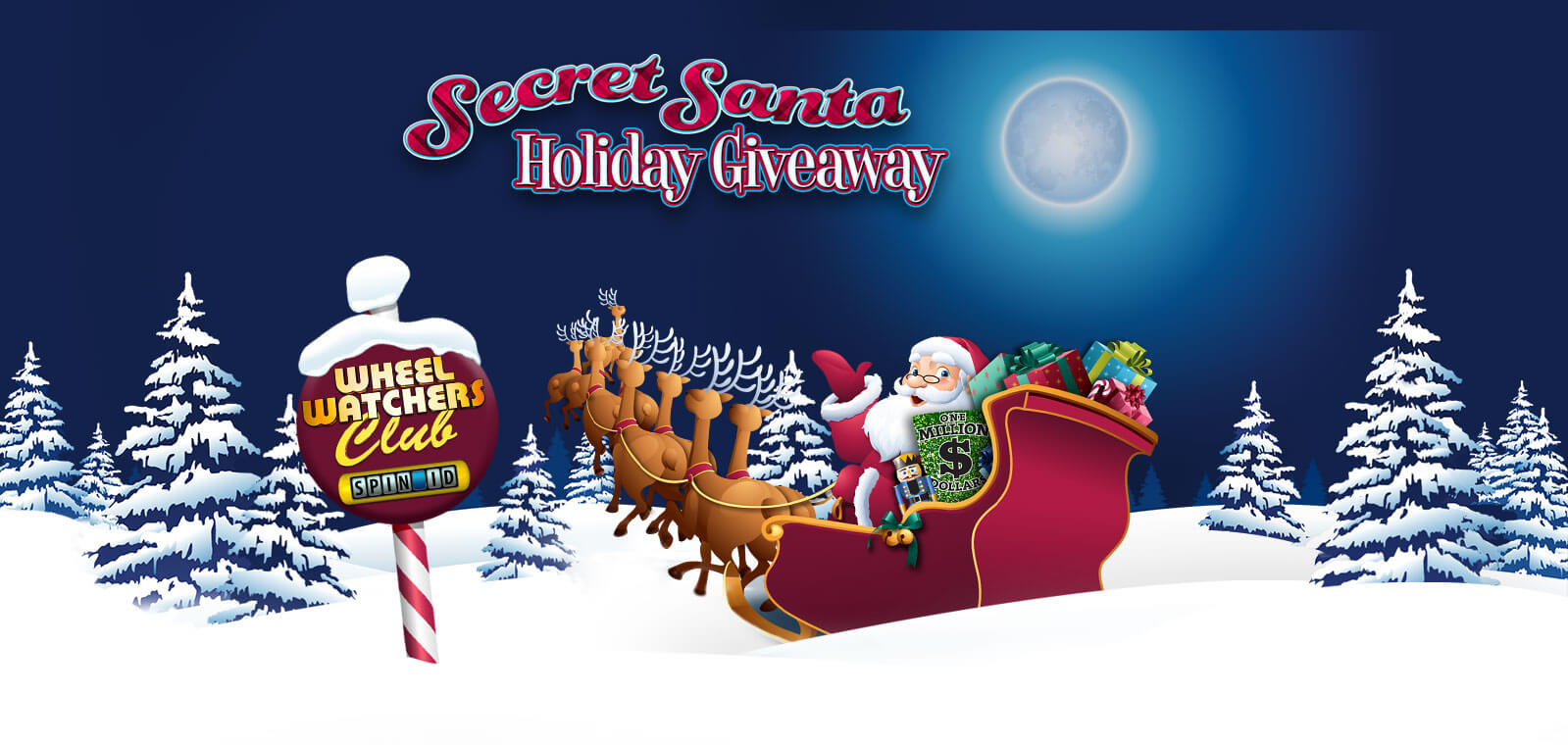 secret santa sweepstakes on wheel of fortune wheel of fortune secret santa sweepstakes 2018 spin id 9052