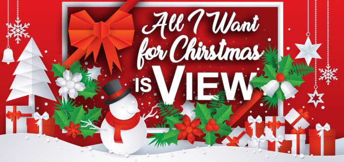 All Daily Codes For The All I Want For Christmas Is View Sweepstakes