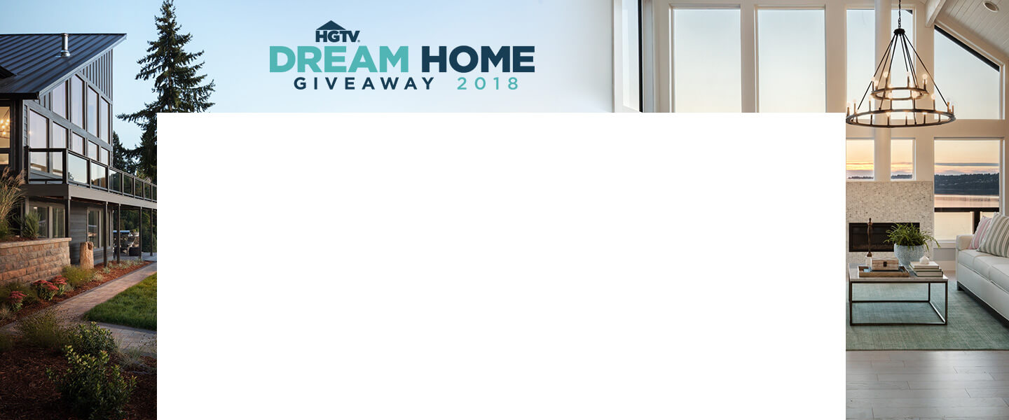 HGTV Dream Away With $20k Sweepstakes Code Word