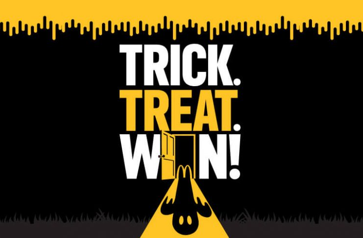 McDonald's Trick. Treat. Win! Instant Win Game and Sweepstakes