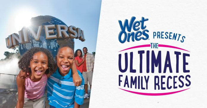 Wet Ones Ultimate Family Recess Sweepstakes