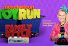 Nickelodeon Super Toy Run Sweepstakes