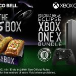 Taco Bell Xbox One X Giveaway 2019