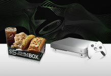 Taco Bell Xbox One X Giveaway