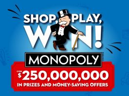 Monopoly Albertsons 2020