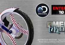 American Chopper Bike Giveaway from Discovery Channel