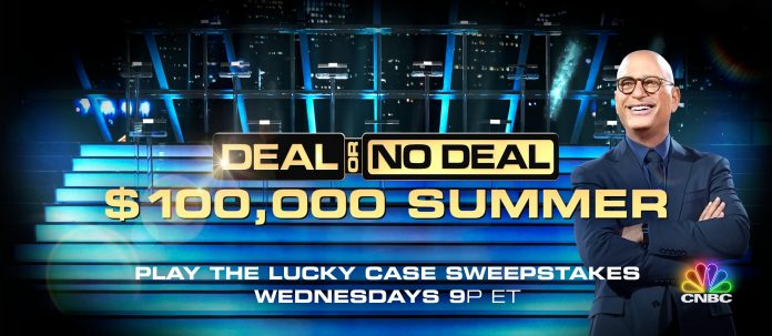 Deal Or No Deal Lucky Case Sweepstakes
