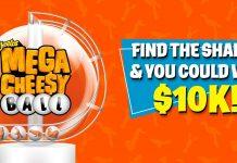 Cheetos Mega Cheesy Ball