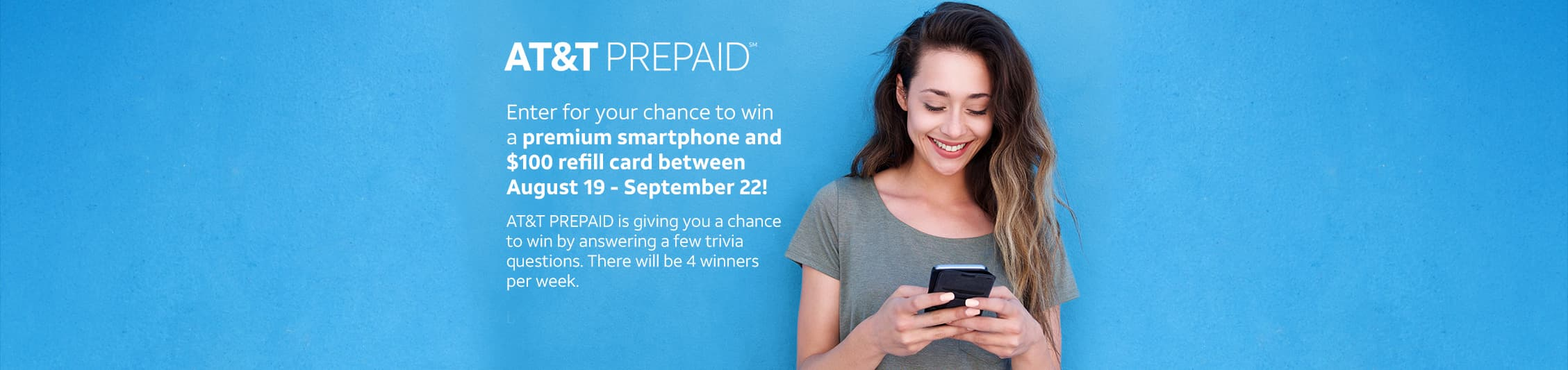 AT&T Prepaid Sweepstakes