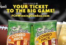 Frigo Cheese Heads Winning Combos Sweepstakes (FCHWinningCombos.com)