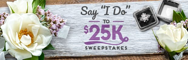 HGTV Say I Do to $25K Wedding Sweepstakes