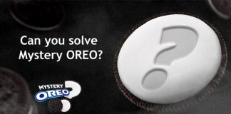 Mystery Oreo Flavor 2019 Sweepstakes