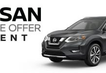 Nissan Private Offer Event Sweepstakes