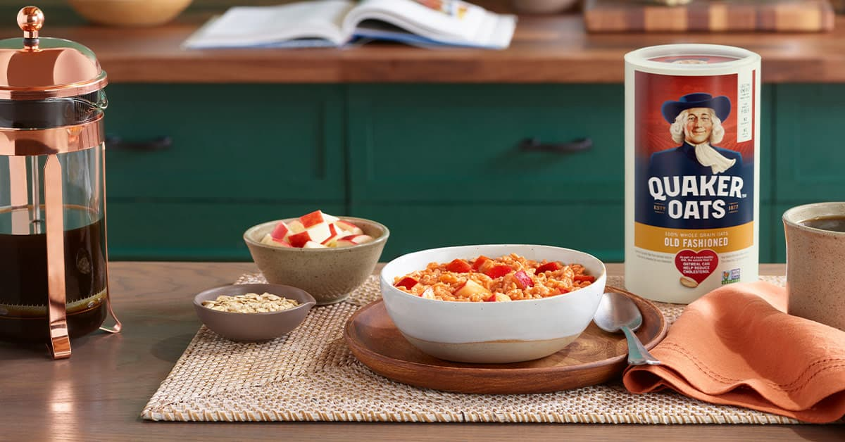 Quaker Oats Across America Sweepstakes