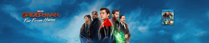 Sony Spider Man Far From Home Sweepstakes