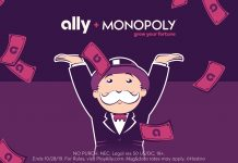 Ally Bank Monopoly