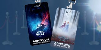 shopDisney Frozen 2 Movie Premiere Sweepstakes