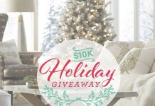 Bassett Furniture $10K Holiday Sweepstakes 2020