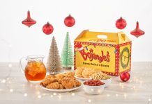 Bojangles' Holiday Bonus Contest