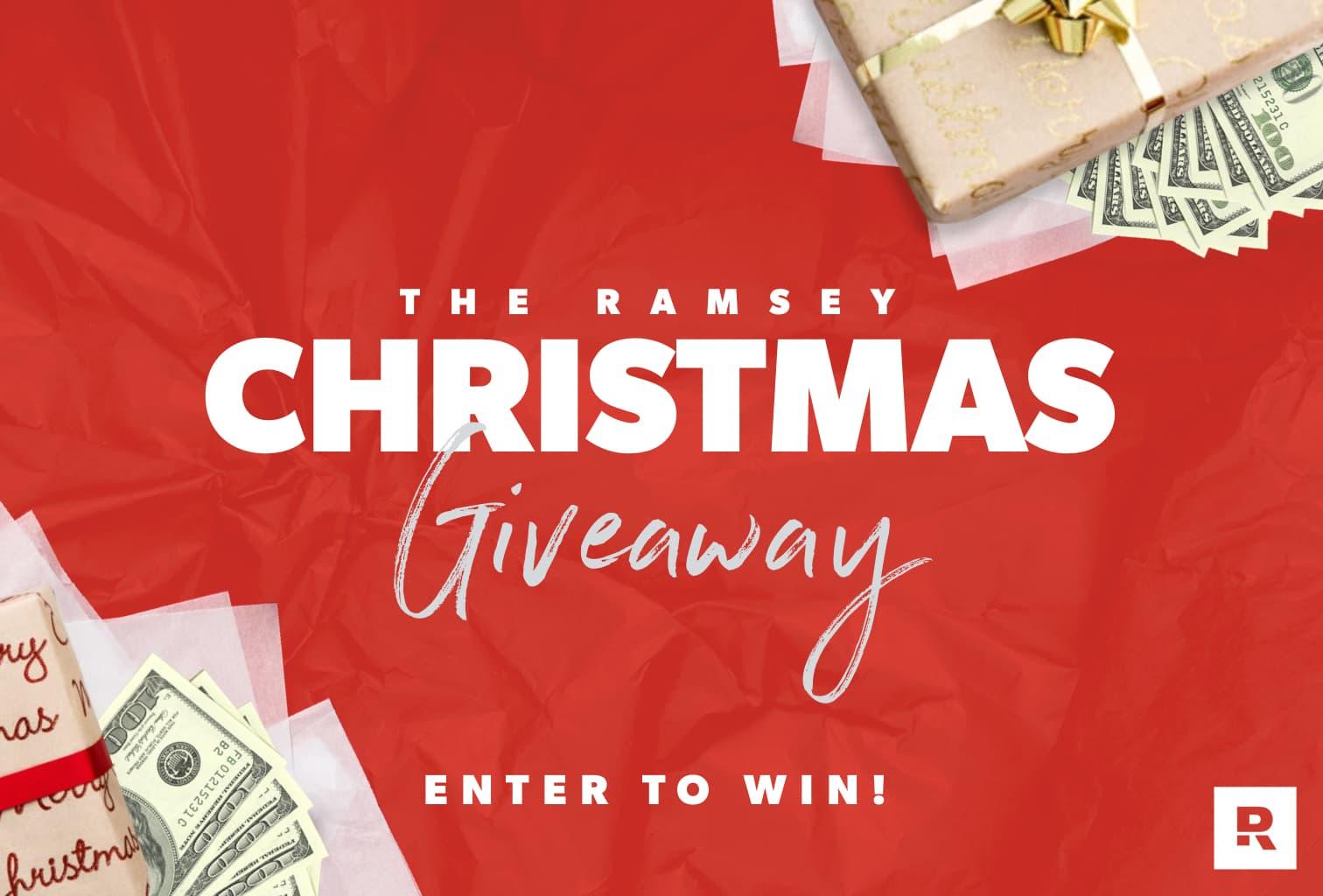 Dave Ramsey Christmas Giveaway 2020 Dave Ramsey Christmas Cash Giveaway 2020