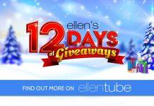 Ellen 12 Days Of Giveaways 2020