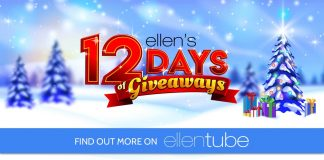 Ellen 12 Days Of Giveaways 2020