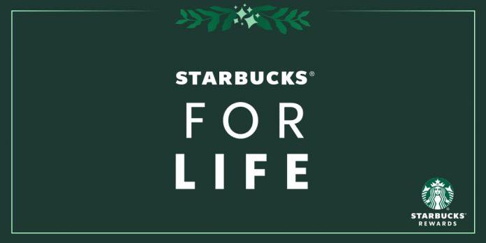 Starbucks For Life Game 2020