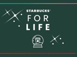Starbucks For Life 2019 (Holiday Game)
