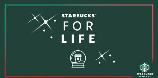Starbucks For Life 2019 (Holiday Game)
